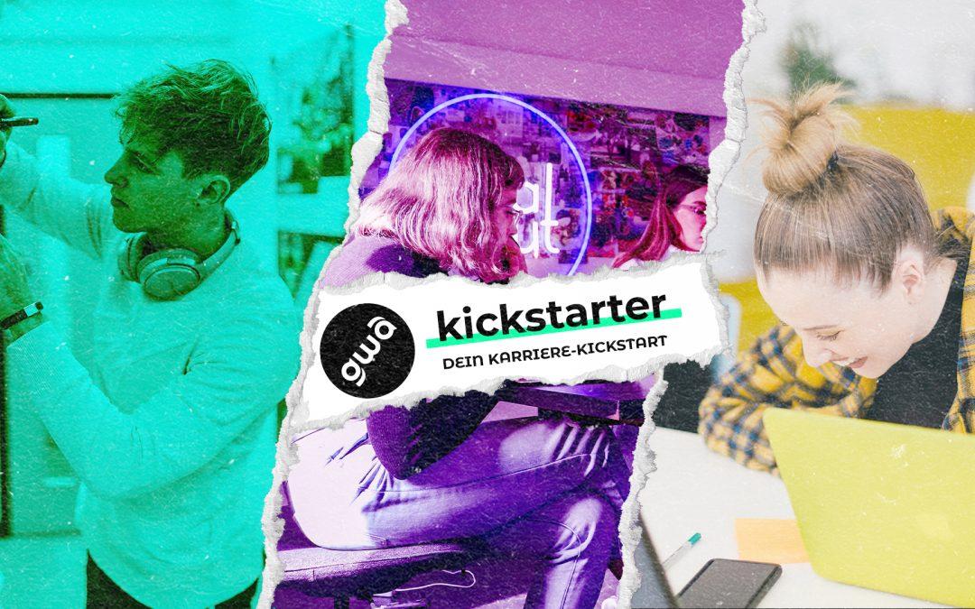 """GWA lädt Studierende am 17. Juni zum digitalen Karriere-Tag """"Kickstarter"""" ein"""