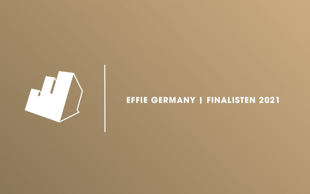 86 Nominierungen für die Shortlist beim Effie Germany 2021