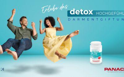 Echtes Detox ist Darmentgiftung!