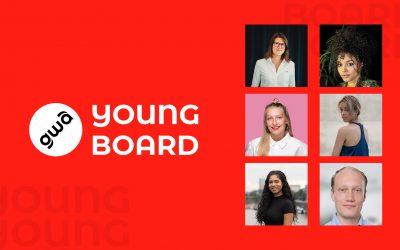 GWA beruft sechs junge Talente in das Young Board
