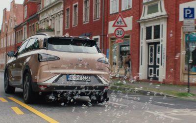 """Life is in the Air: Jung von Matt und der """"Bubble Making NEXO"""""""